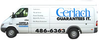 Click here to schedule your Gerlach Cleaning Systems Cleaning Today